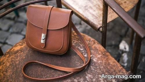 مدل کیف چرمی زنانه