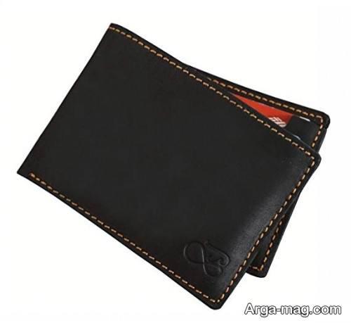 کیف پول مردانه چرم زیبا