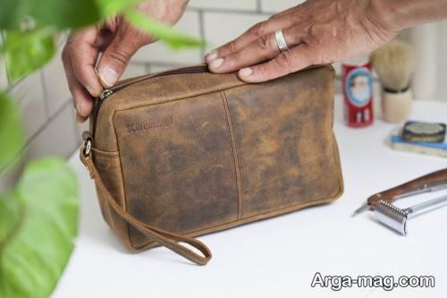 کیف چرم جدید