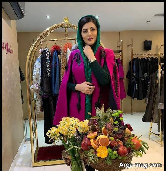 عکس های زیبا و متفاوت هلیا امامی در ماه دی 1398