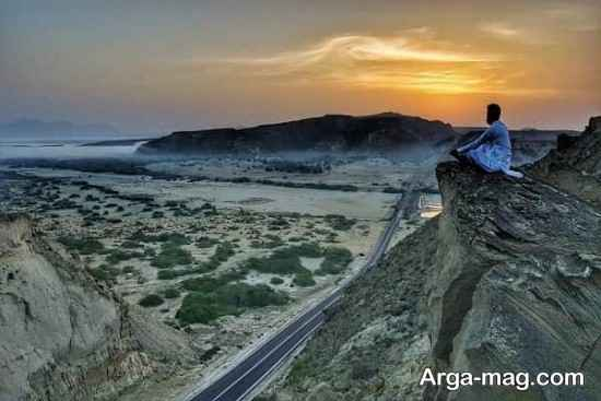 جاده های قشنگ ایران