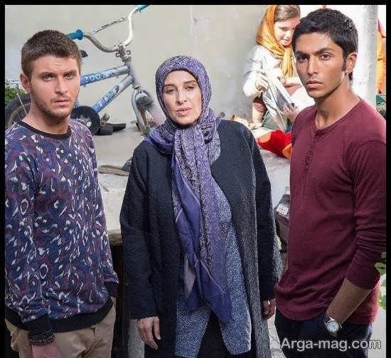 عکس های متفاوتی از کیسان دیباج بازیگر نقش سهراب در سریال «از سرنوشت»