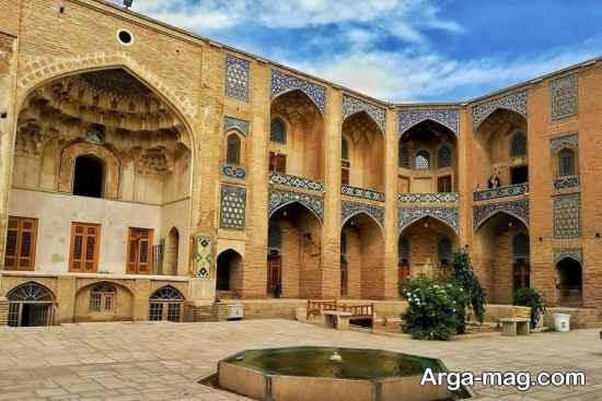 مکان های توریستی کرمان