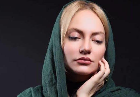 مهناز افشار بازیگر زن ایرانی مطرح و جنجالی این روزها