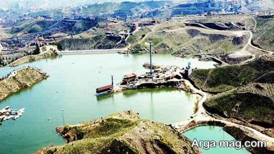 دریاچه مشهد
