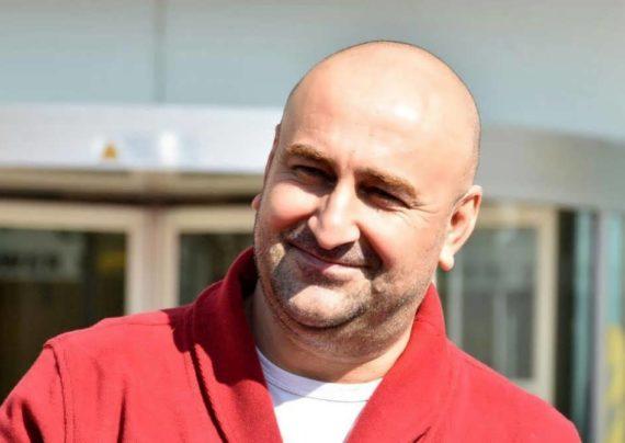مهران احمدی بازیگر موفق و توانای تلویزیون