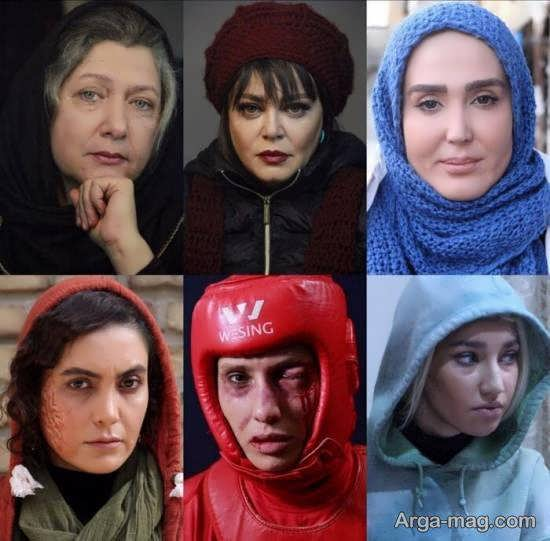 فیلم کاملا زنانه «ناک اوت» با حضور بازیگران برجسته و مشهور