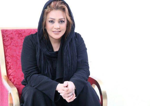 نسرین مقانلو هنرپیشه با سابقه و توانای ایرانی