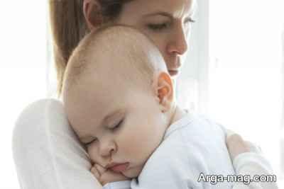 ترفندهای خواباندن نوزاد