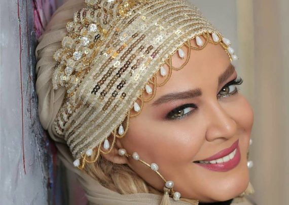 بهاره رهنما بازیگر محبوب و معروف ایرانی