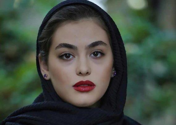 ریحانه پارسا بازیگر جوان و موفق تلویزیون و تئاتر
