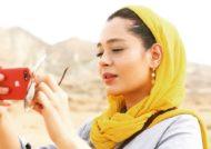 سانیا سالاری بازیگر جوان و موفق سینما و تلویزیون ایرانی