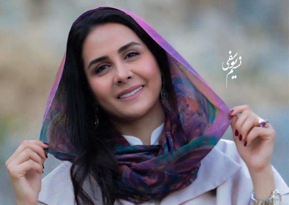 سارا والیانی بازیگر موفق و توانای سینما و تلویزیون
