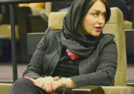 سارا منجزی بازیگر سینما و تلویزیون ایرانی