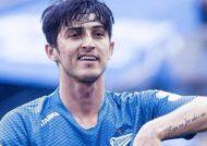سردار آزمون فوتبالیست جوان و موفق کشورمان