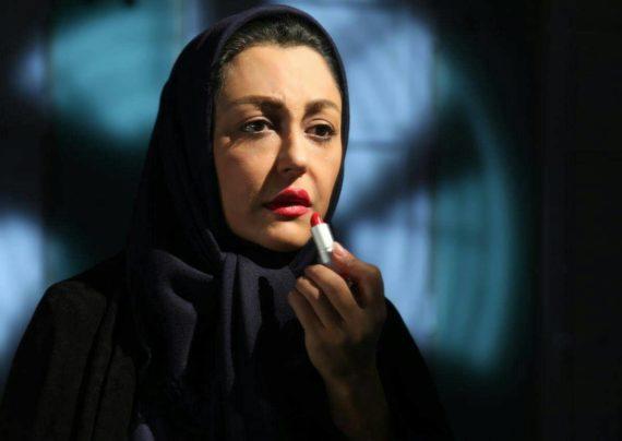 شقایق فراهانی بازیگر برجسته و با سابقه ایرانی
