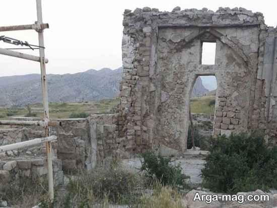 بناهای تاریخی سیراف