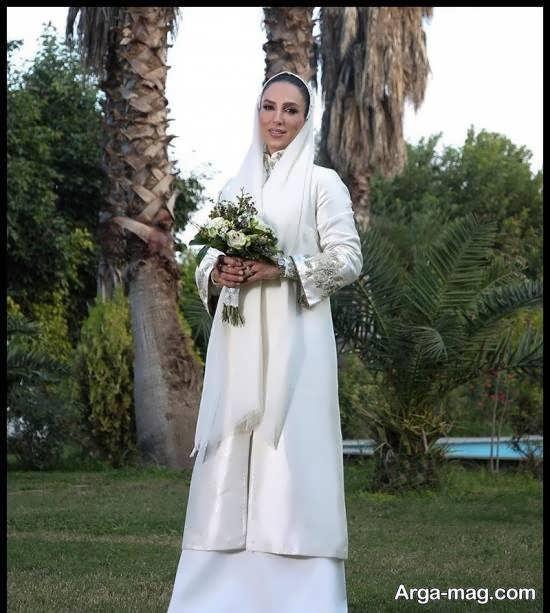 فتوشات های زیبایی از عروسی سوگل طهماسبی