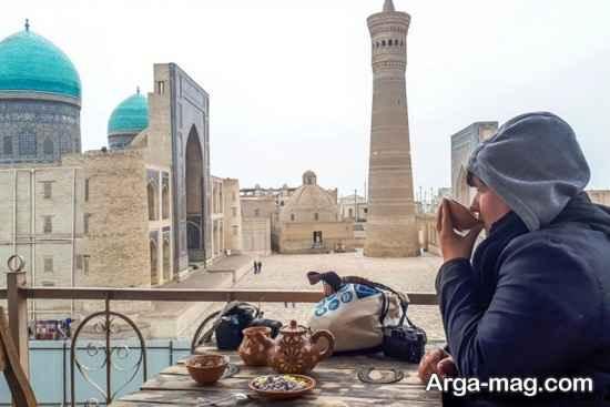 دیدنی های ترکمنستان