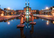 آشنایی با دیدنی های استان یزد
