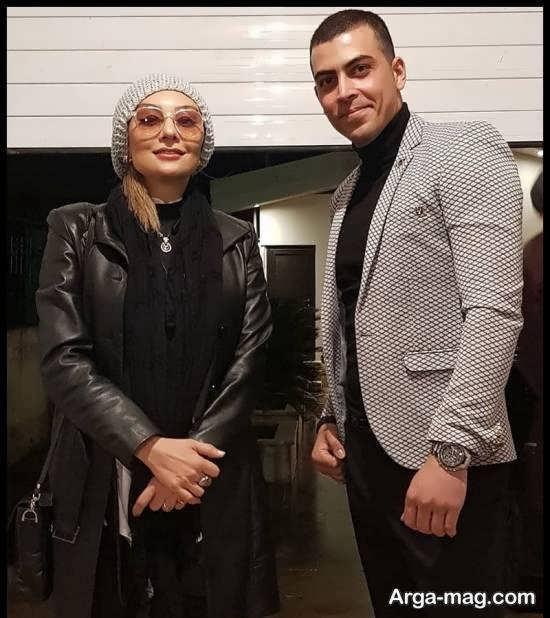 عکس های جذاب یکتا ناصر بازیگر نمایش خانگی «دل»