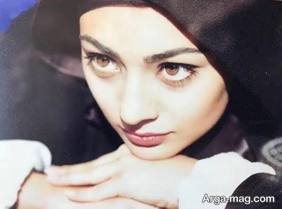 یکتا ناصر در سن 22 سالگی در فیلم سینمایی ساقی