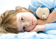 شب بیداری کودک