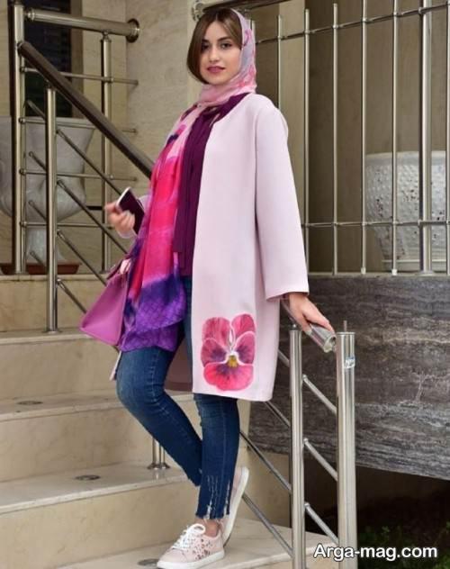 مدل مانتوی عید 99