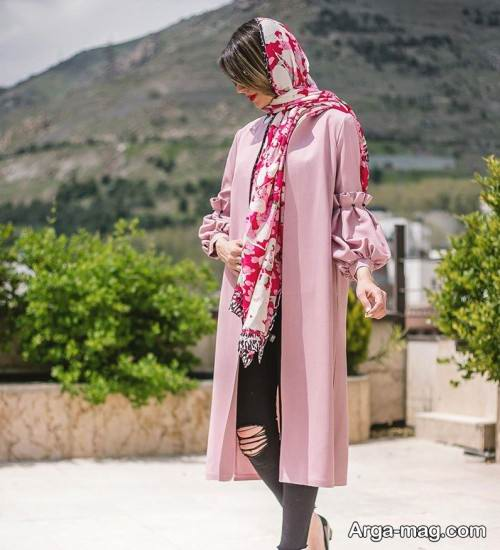 مانتوی زنانه برای عید نوروز 99