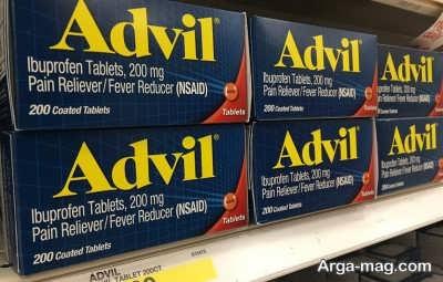 بررسی داروی ادویل