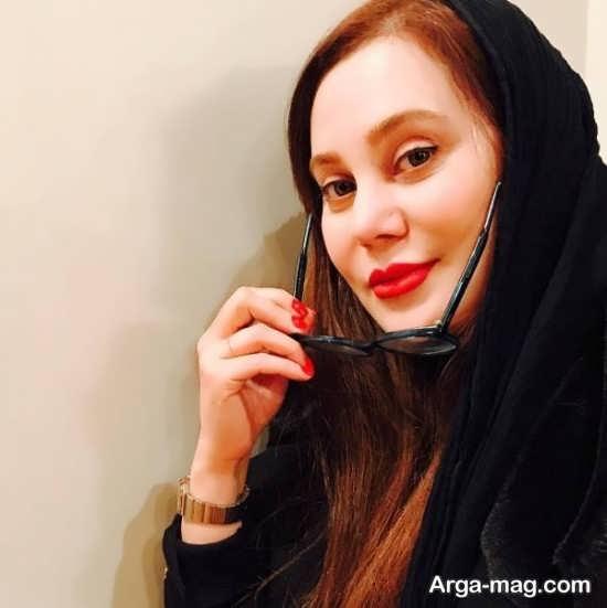 بیوگرافی آرام جعفری هنرپیشه توانا و موفق ایرانی