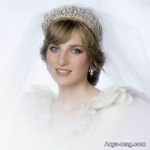 مدل تاج عروس اشرافی و زیبا