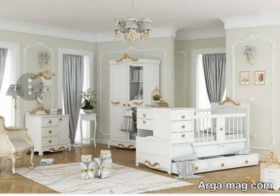 سرویس خواب شیک برای نوزادان