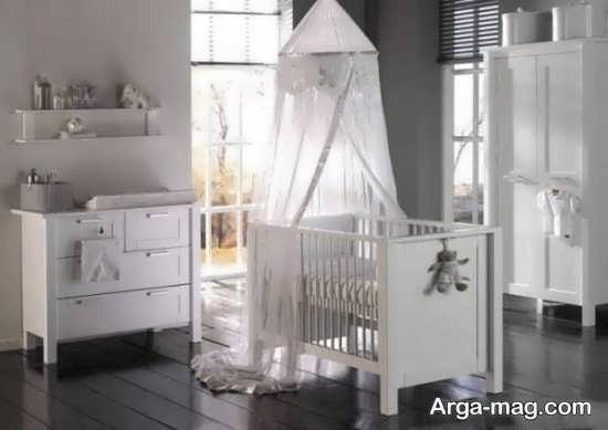 سرویس خواب نوزاد دخترانه