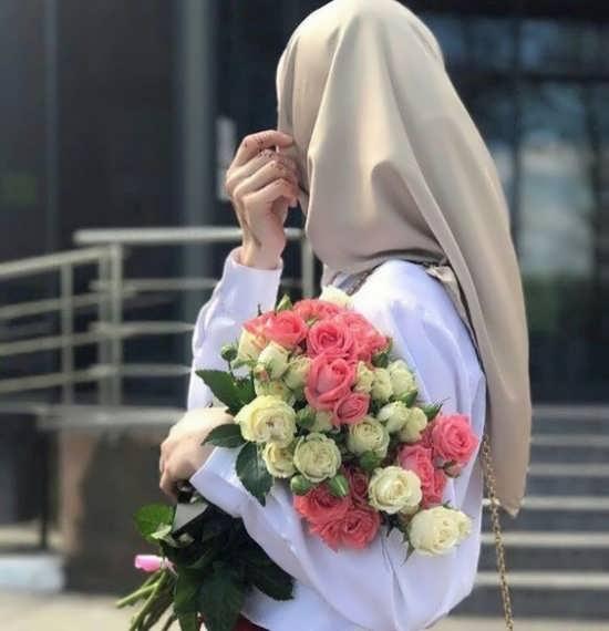 عکس دخترانه باحجابی برای پروفایل