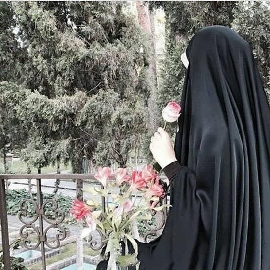 عکس پروفایل زیبا و جذاب باحجابی