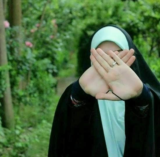 انواع تصویر پروفایل خاص و زیبا باحجاب