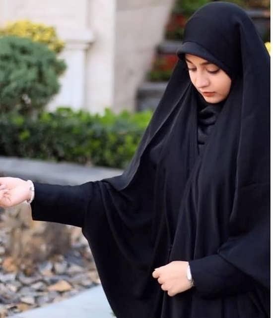 گالری عکس پروفایل زیبا و جذاب باحجاب