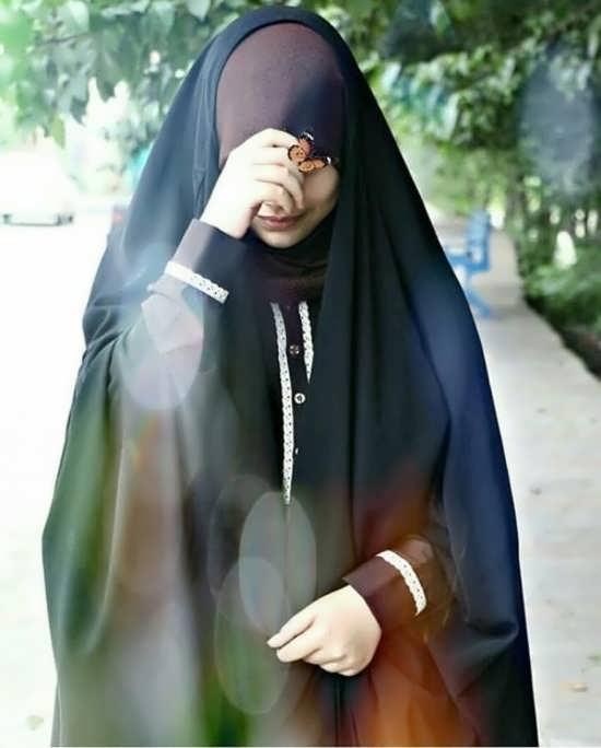تصویر پروفایل زیبا و جذاب باحجاب