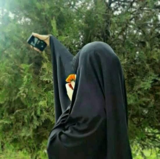 گالری متنوع عکس زیبا باحجابی