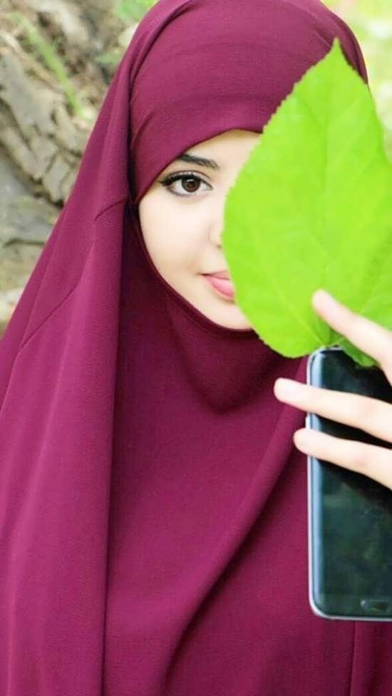 عکس پروفایل دخترانه بسیار باحجاب