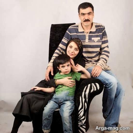 بیوگرافی رویا میرعلمی + تصاویر خانوادگی
