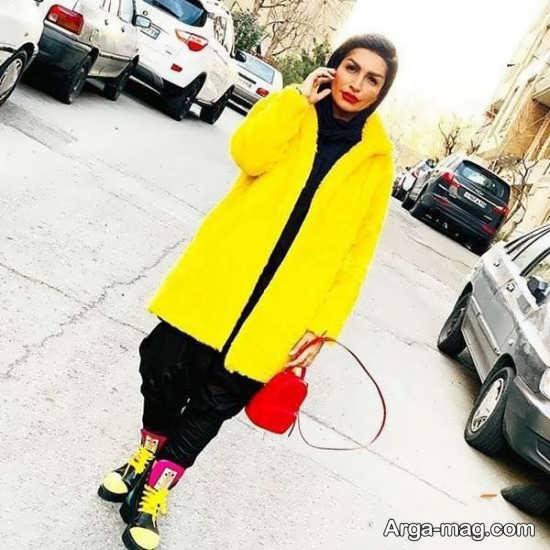 زندگینامه صحرا فتحی بازیگر تئاتر و سینما ایرانی