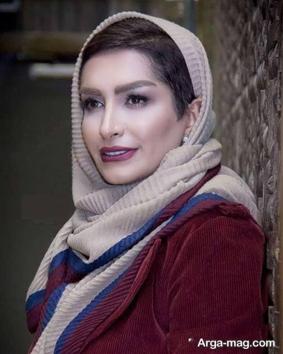 بیوگرافی صحرا فتحی +عکس جدید