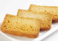 طرز تهیه نان سوخاری در منزل