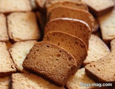 نان برشته