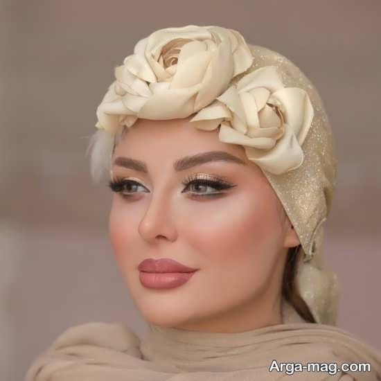 زیباترین مدل توربان عروس