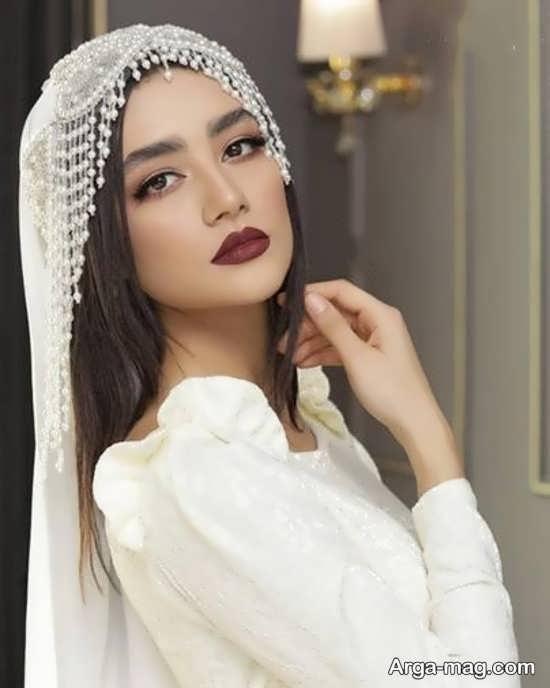 مدلهای زیبای توربان عروس