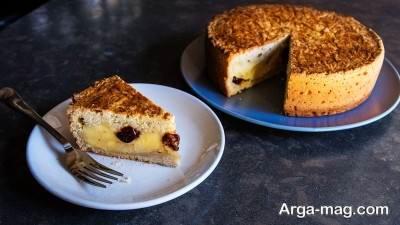 دستور پخت کیک کره ای