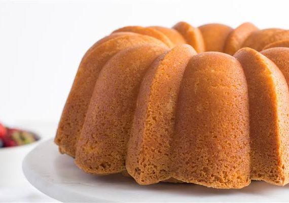 طرز تهیه کیک کره ای
